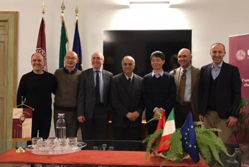 Macerata, Jia Xinqi è il nuovo direttore dell'Istituto Confucio