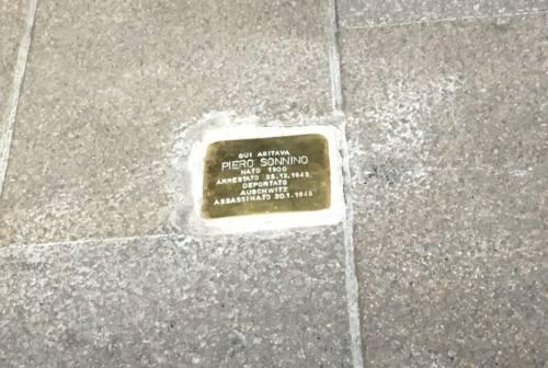 Giornata della Memoria: ad Ancona svelate 7 nuove pietre d'inciampo