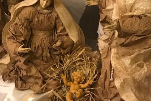 Furti di Natale, nel Presepe di San Filippo riappare il Bambinello