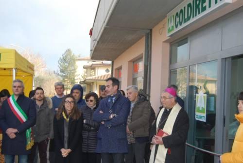Coldiretti, festa a Fabriano per la Giornata del Ringraziamento