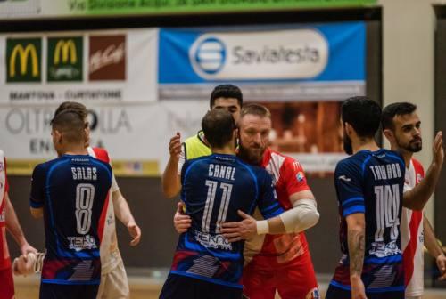 Futsal, l'Italservice vince ancora e resta in vetta
