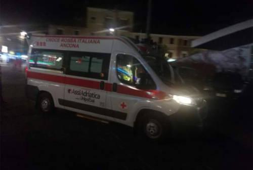 Incidente mortale ad Ancona: anziano muore investito da un furgone