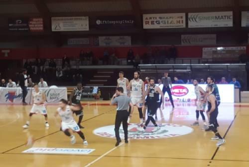 Basket, il Campetto Ancona lotta ma alla fine la spunta Ozzano