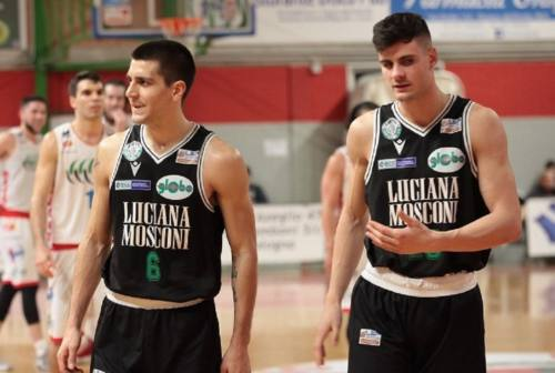 Basket, il Campetto Ancona all'assalto della Virtus Civitanova