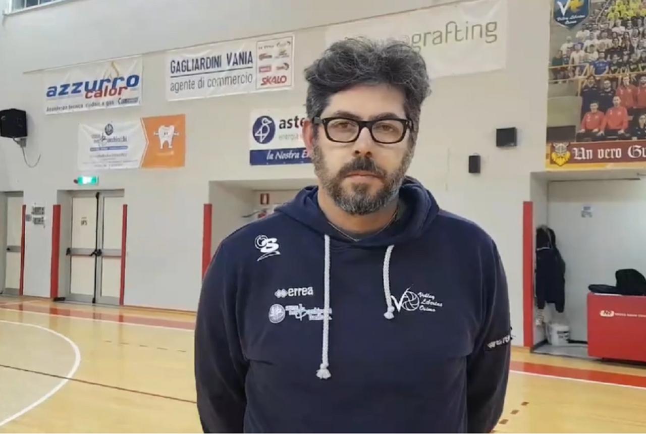 Coach Roberto Masciarleli