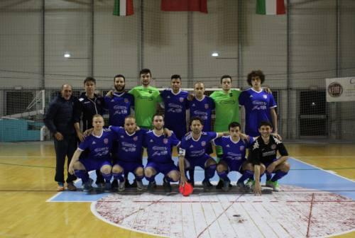 La Trecolli Montesicuro in finale alle Futsal Finals Cup 2019