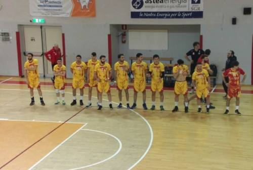 La Nef Volley Osimo rallenta nella trasferta pugliese di Turi