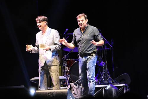 Il romano e il marchigiano: sul palco di Senigallia salgono Max Giusti e Piero Massimo Macchini