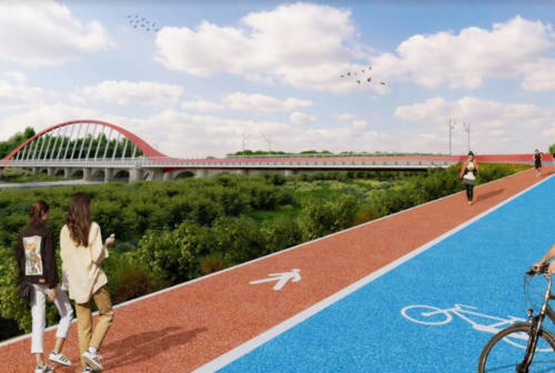 Pubblicato il bando di gara per la rete ciclabile regionale dal Foglia al Chienti