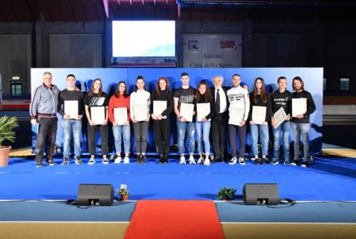 Atletica, premiati ad Ancona i campioni dell'ultimo biennio