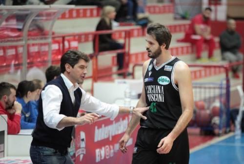 Campetto Basket, Rajola: «Guardiamo avanti, Rimini è la più in forma»