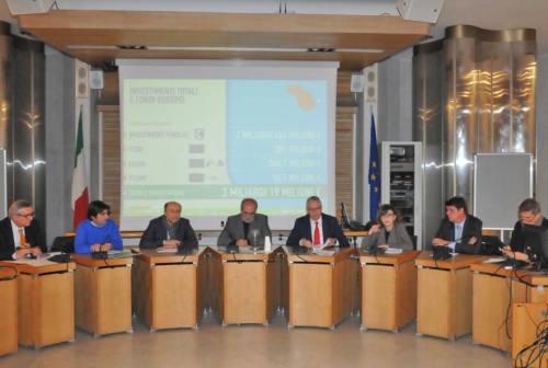 Regione, 229 milioni di euro investiti in cinque anni a Pesaro-Urbino