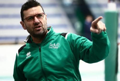 Sampress Loreto, coach Giannini: «Non vediamo l'ora di ripartire»