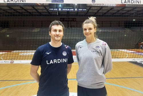 Volley, la Lardini Filottrano cambia volto con due nuovi acquisti per sognare la salvezza