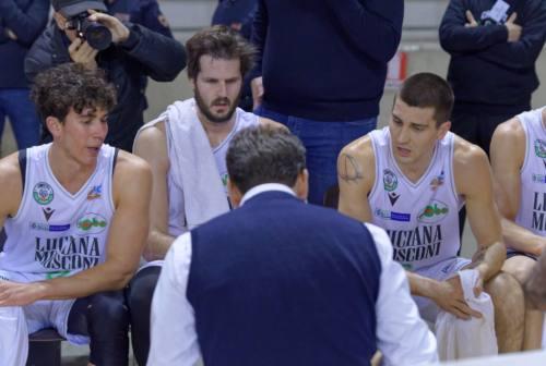 Rajola raggiante post-derby: «Complimenti a tutto il Campetto Basket»