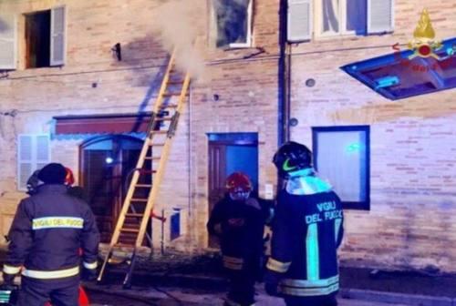 Da Treia a Servigliano: la tragedia della piccola di sei anni morta nell'incendio