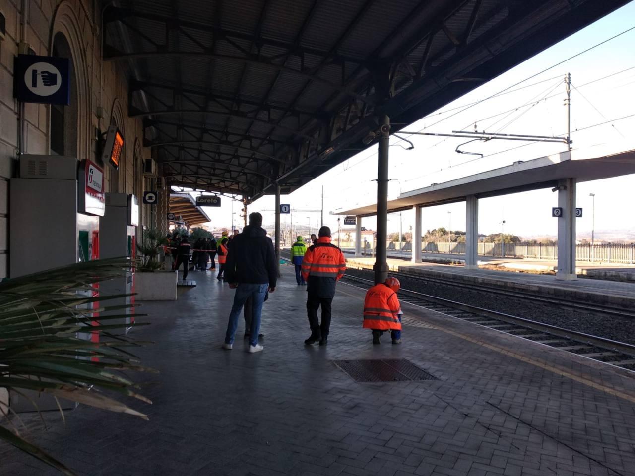 Stazione di Loreto