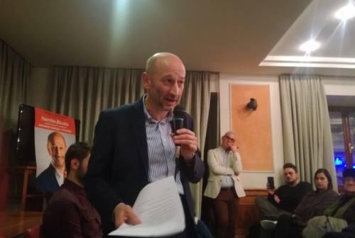 Primarie del centrosinistra a Macerata, Ricotta: «Sociale, partecipazione e inclusione. Sono un uomo del PD»