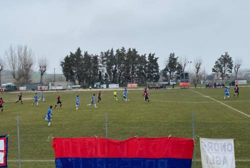 Calcio, Eccellenza: tra Vigor e Marina derby a reti inviolate. In alta quota rallentano tutte