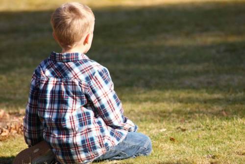 Bambini solitari, quando preoccuparsi?