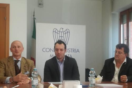 Treia, cittadinanza onoraria a Vincenzo Boccia. Pesarini: «Ambasciatore delle nostre zone»
