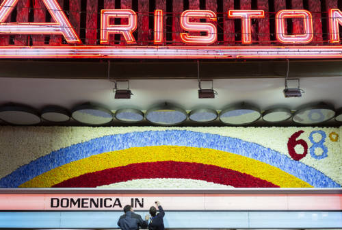 Polemiche di Sanremo, anche Senigallia è contro Amadeus e Junior Cally
