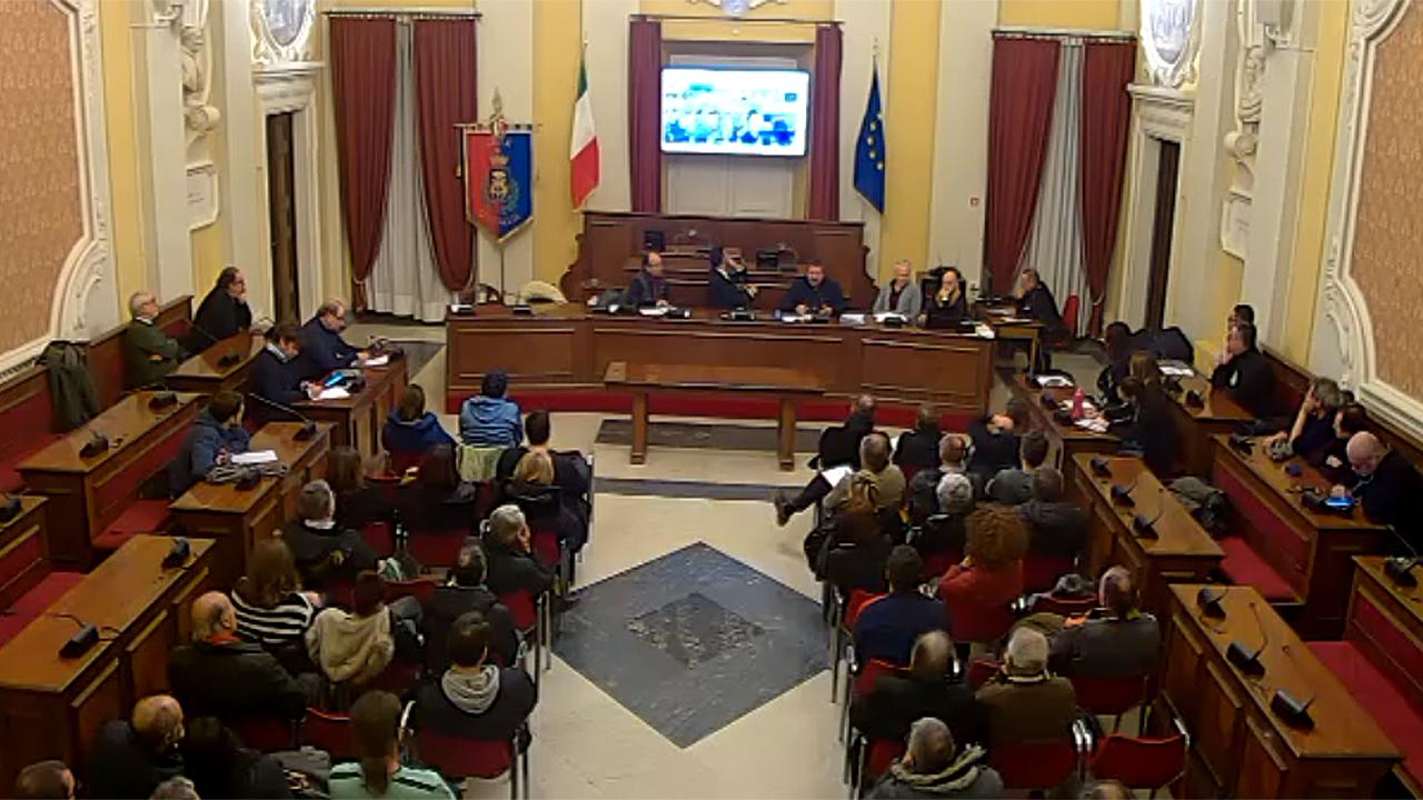 La II Commissione ha discusso della pista ciclabile sul lungomare Da Vinci di Senigallia