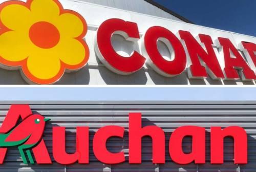 Auchan-Conad, impiegati in esubero. Comunicati i licenziamenti: 73 nelle Marche