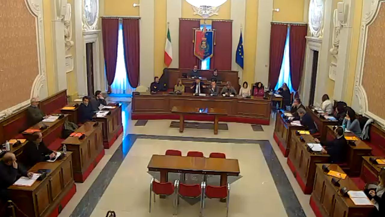 Il consiglio comunale di Senigallia