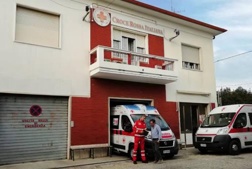 Senigallia, volontari Cri al centro commerciale per le manovre salvavita
