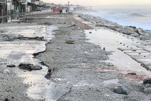 Erosione costiera, chiesta la terza commissione per la spiaggia di Montemarciano