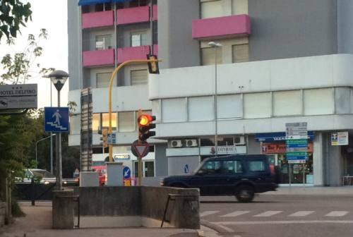 Senigallia, al via i lavori: chiuso il parcheggio ex Villa Baviera