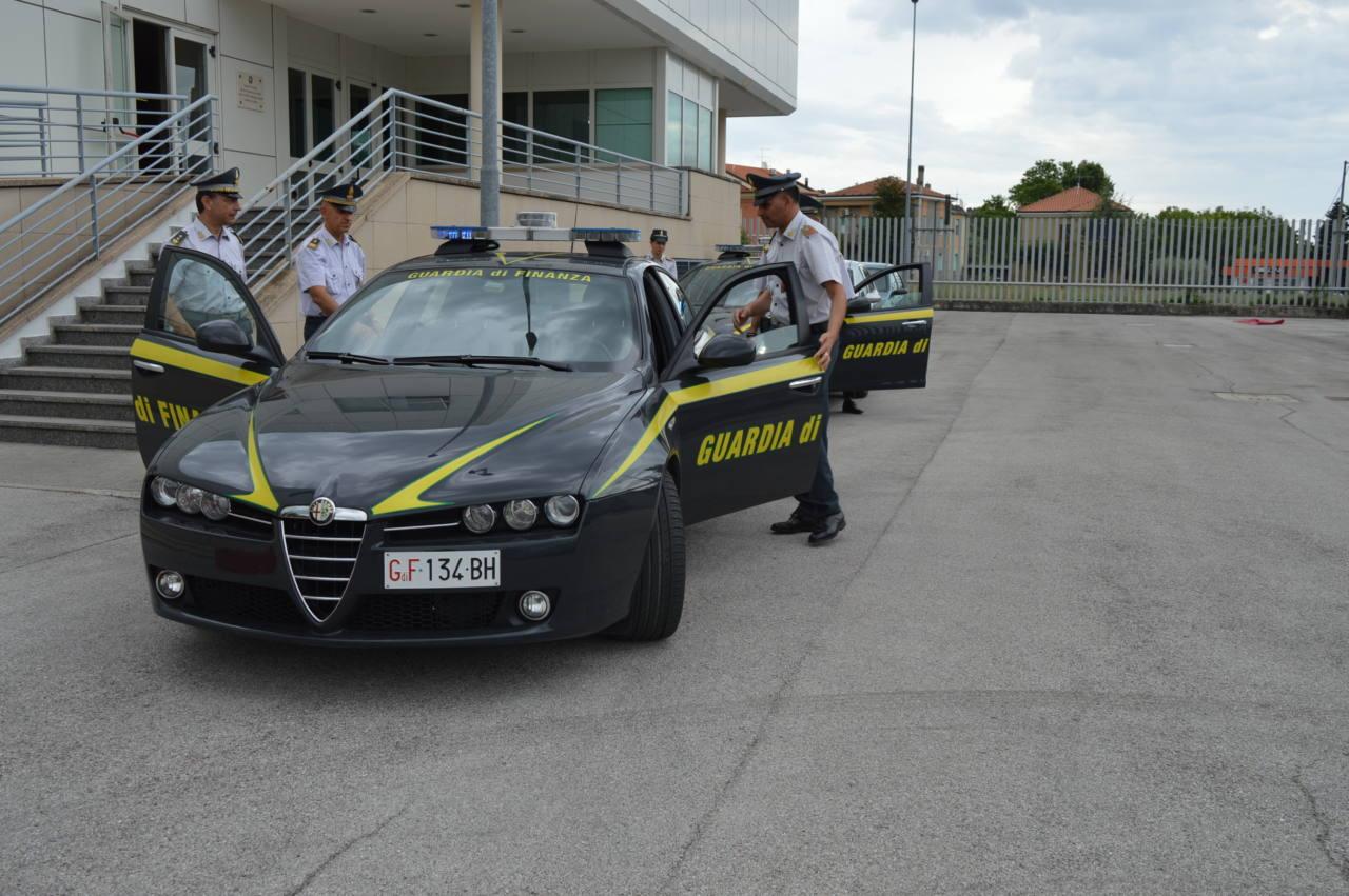 I finanzieri di Pesaro
