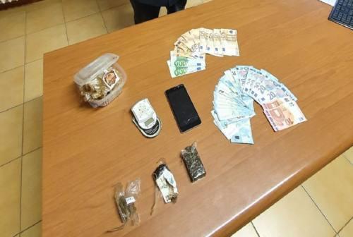 Doppio blitz della Guardia di Finanza, sequestrati hashish ed eroina: due in manette