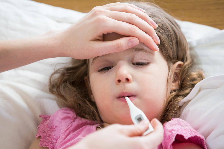 Influenza bambini febbre