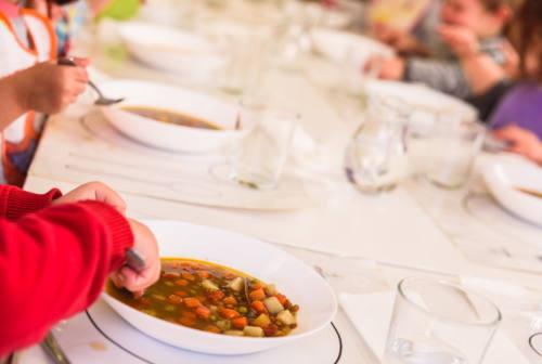 Mense scolastiche: Jesi terza a livello nazionale per la qualità dei menù