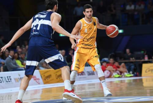 Basket, dopo il primo successo una nuova sfida per la Carpegna Prosciutto