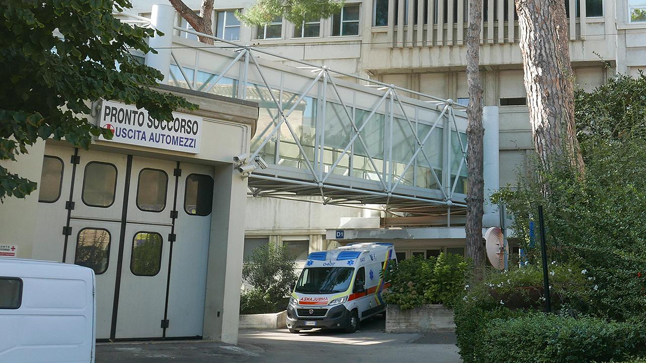 L'ospedale di Senigallia: il pronto soccorso