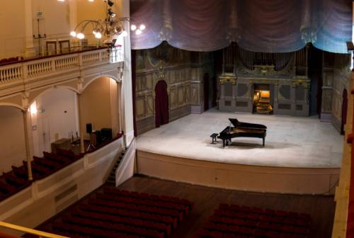 Pesaro, raccolta fondi riuscita per riaprire l'auditorium Pedrotti