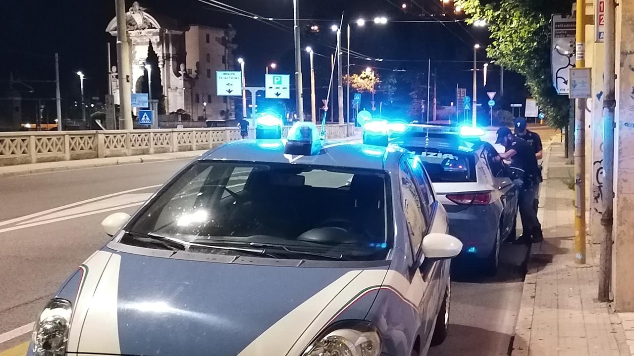 I controlli della Polizia ad Ancona