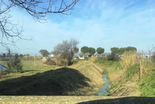 Falconara, pulizia dei fossi: terminato il secondo stralcio di interventi