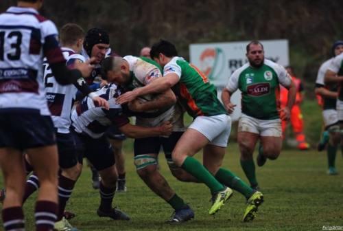 Rugby Jesi, sconfitta beffa