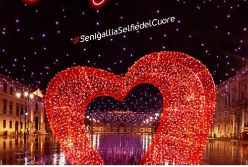San Valentino: Senigallia per tre giorni città dell'amore