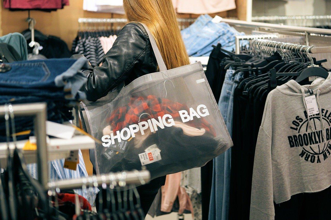 negozi, commercio, spesa, acquisti, saldi