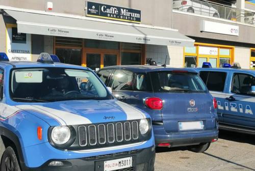 """Ancona: chiuso il bar del centro Mirum, la """"centrale"""" dello spaccio alla Baraccola"""