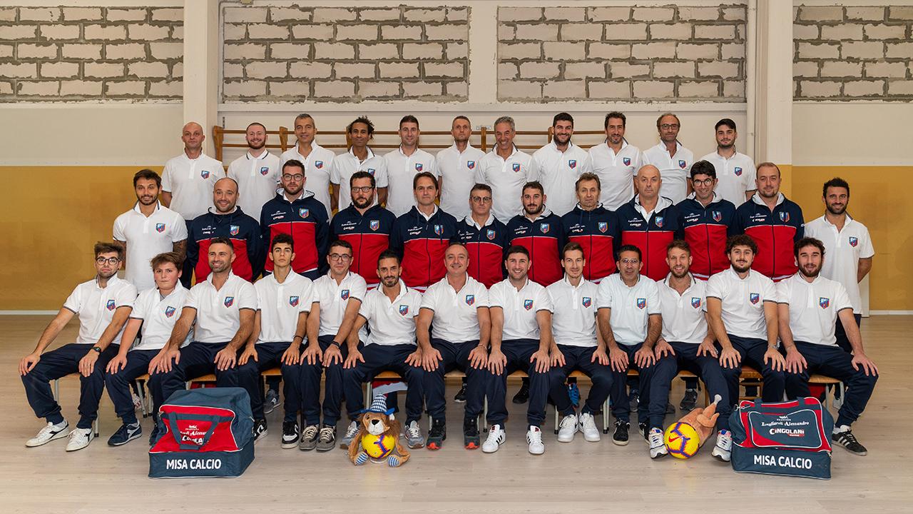 La società sportiva Misa Calcio, stagione 2019-2020