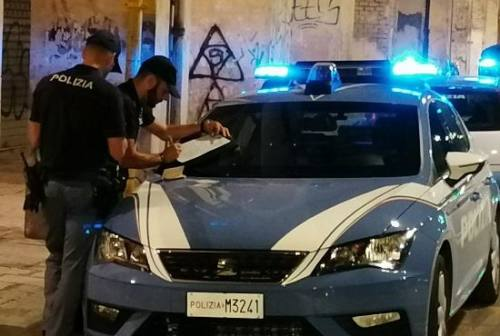 Fanno serata a Palombina e rientrano in taxi con la droga, viaggio interrotto dalla Polizia