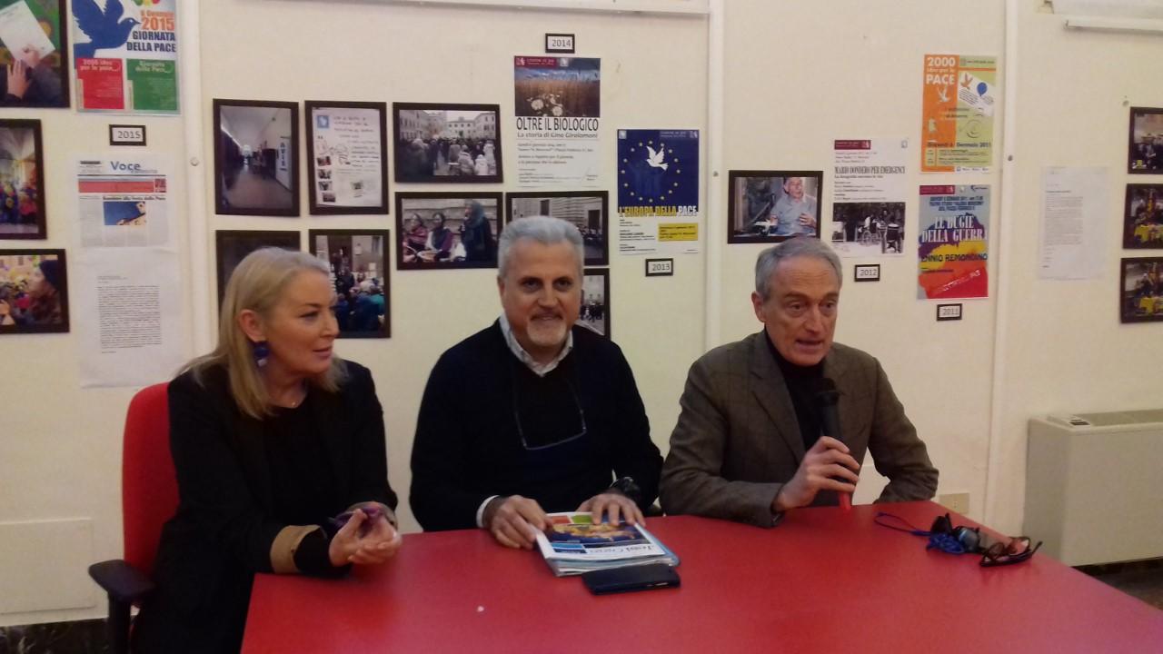 Marialuisa Quaglieri, Paolo Gubbi e Luca Butini