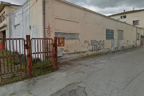 Jesi: murales di Blu danneggiato, il Tnt:  «La città deve essere spazio di condivisione»