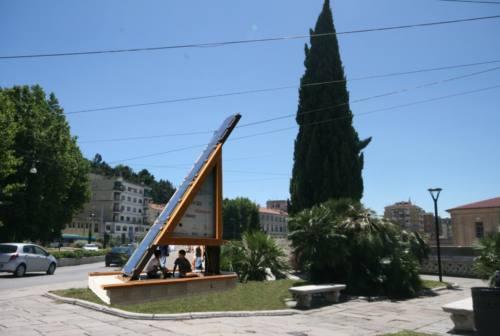 """Al via i lavori per l'installazione della """"Vela solare"""" a Porta Pia"""